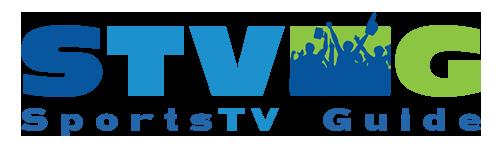 SportsTV Guide Retina Logo