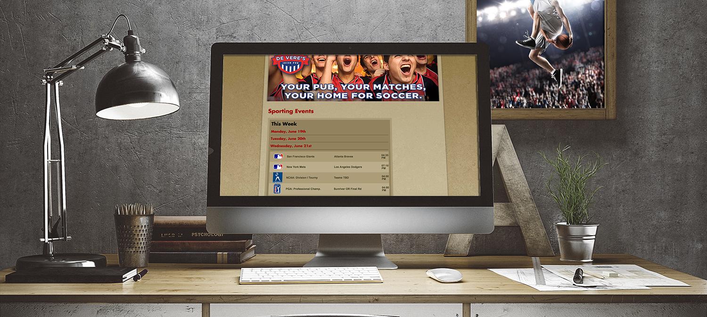 SportsTV Guide Schedule Widget demo
