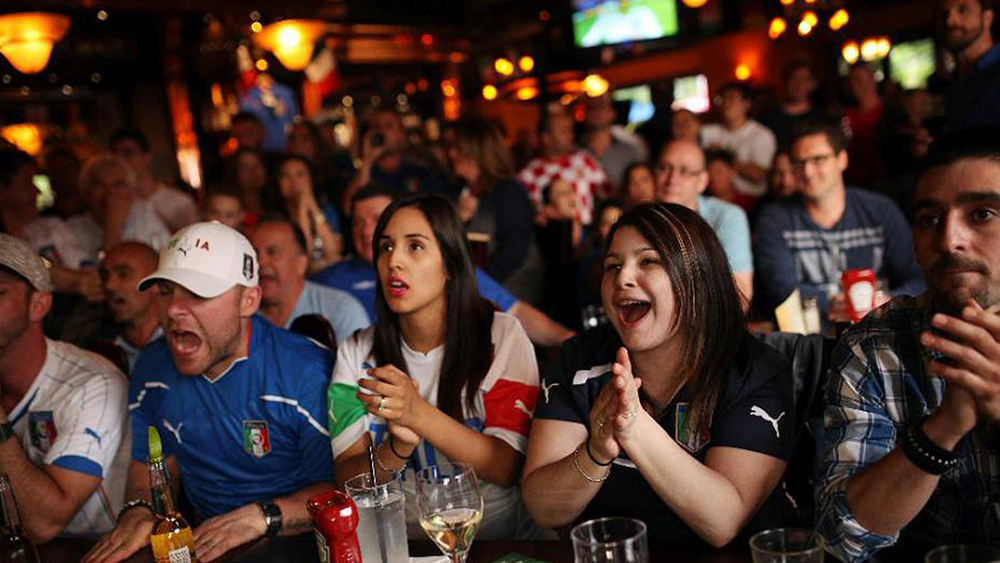 SportsTV Guide makes for happy sports bar patrons