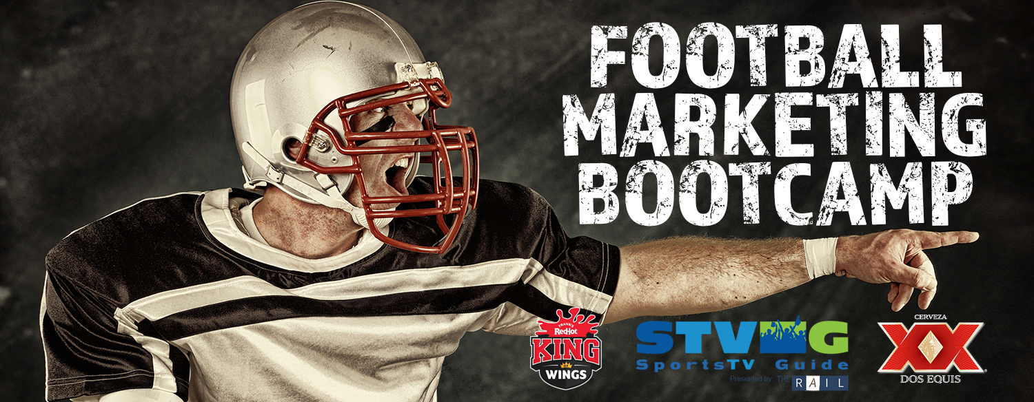 Register for the Football Marketing Bootcamp for sports bars