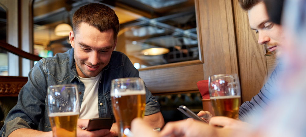 Sports Bars need great Wi-Fi service