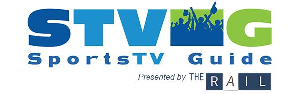 SportsTV Guide presented by The Rail Media