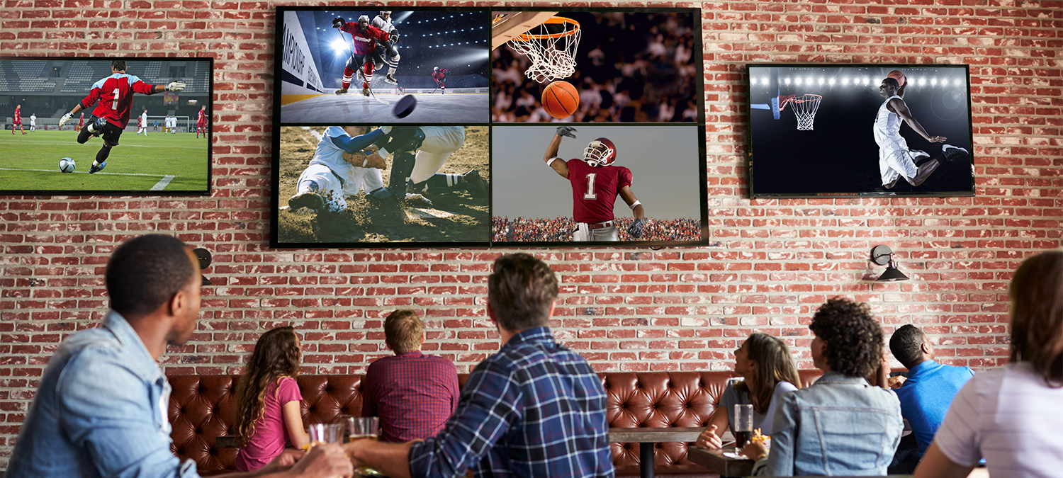How sports bars can market to sports fans