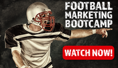 Watch the Football Marketing Bootcamp for sports bars