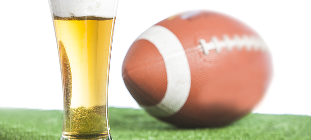 Sports Bars: NFL Fans Favorite Beers