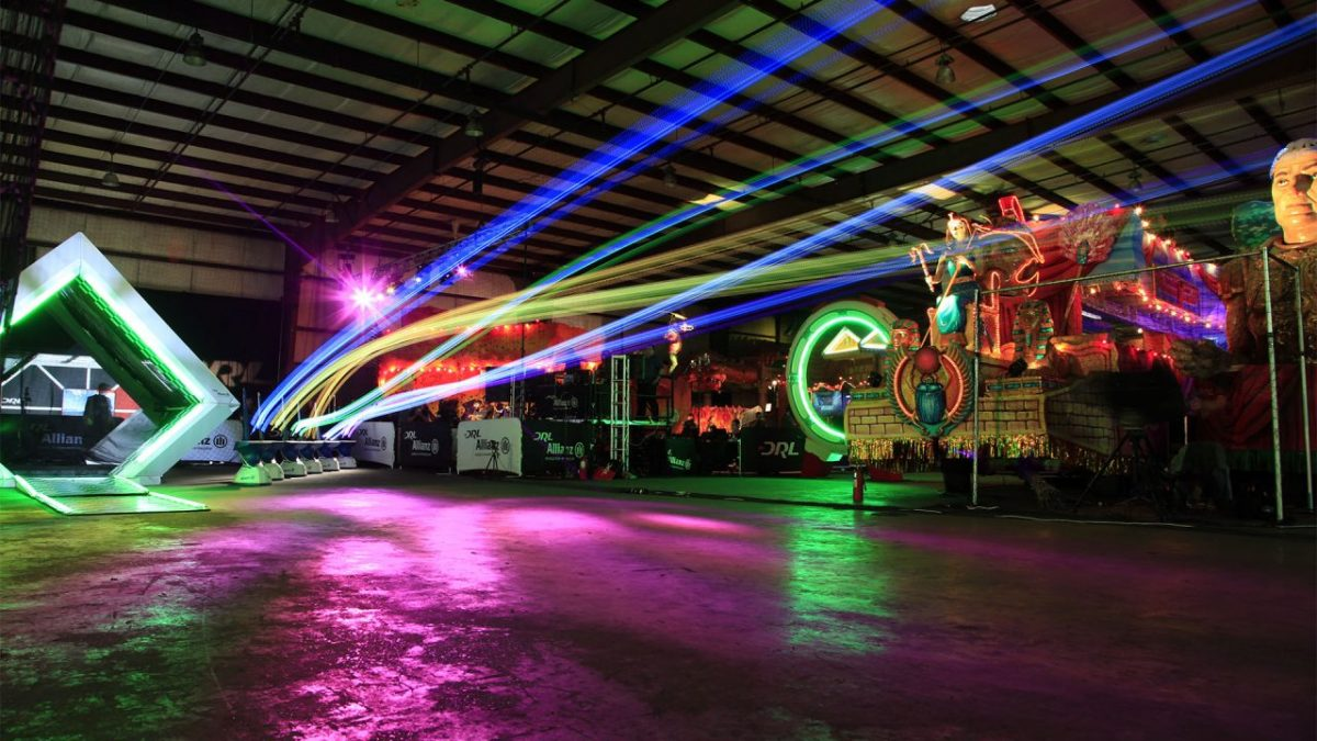 Sports Bars should market alternative sports, like drone racing, to guests.