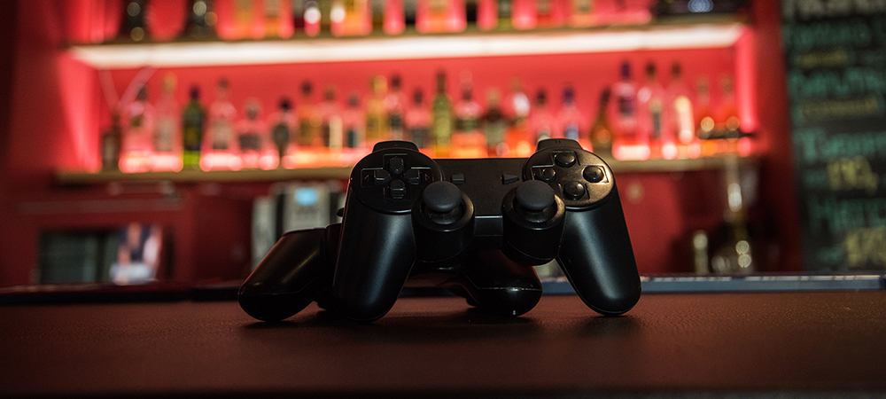Bars should use video games to boost slow nights