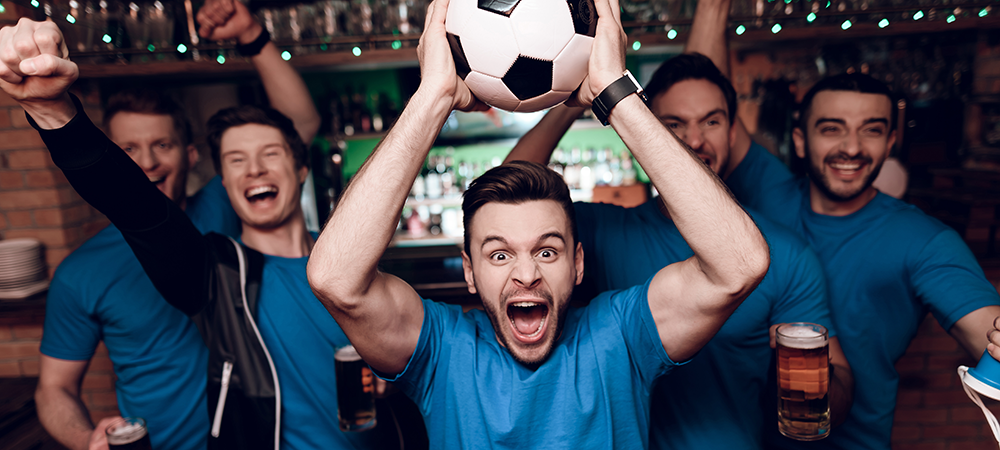 2018 World Cup Soccer Fans